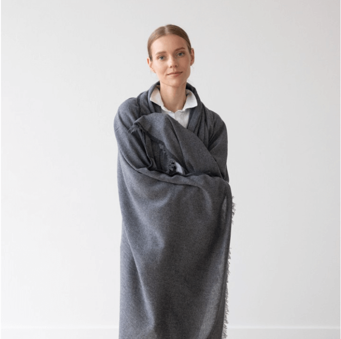 how to soften a wool blanket