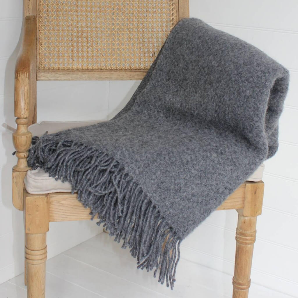 d67319c368 Wool Blanket. Throws are visually easy distinguishable from other blankets  because ...