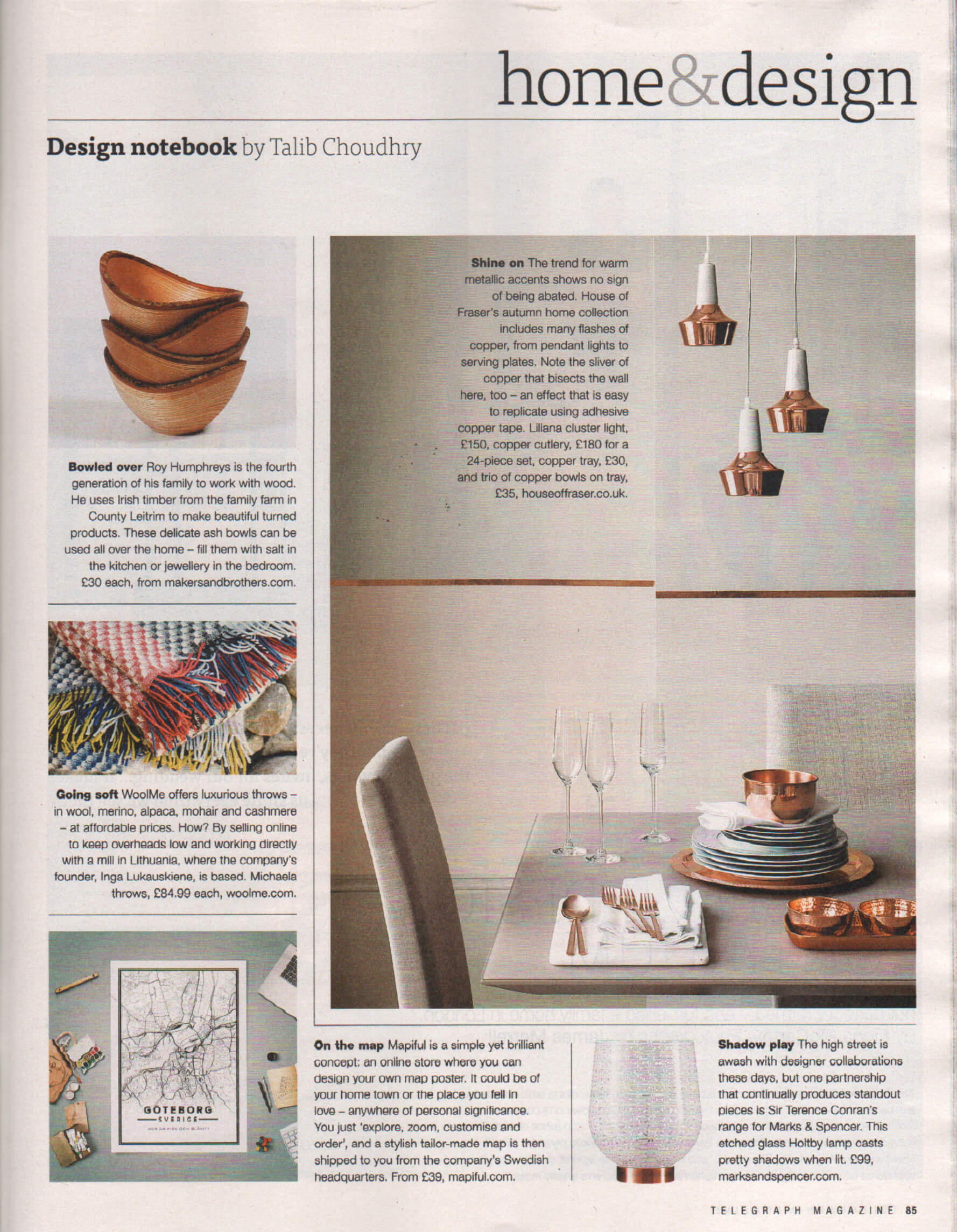 TelegraphMagazine7thNov15A