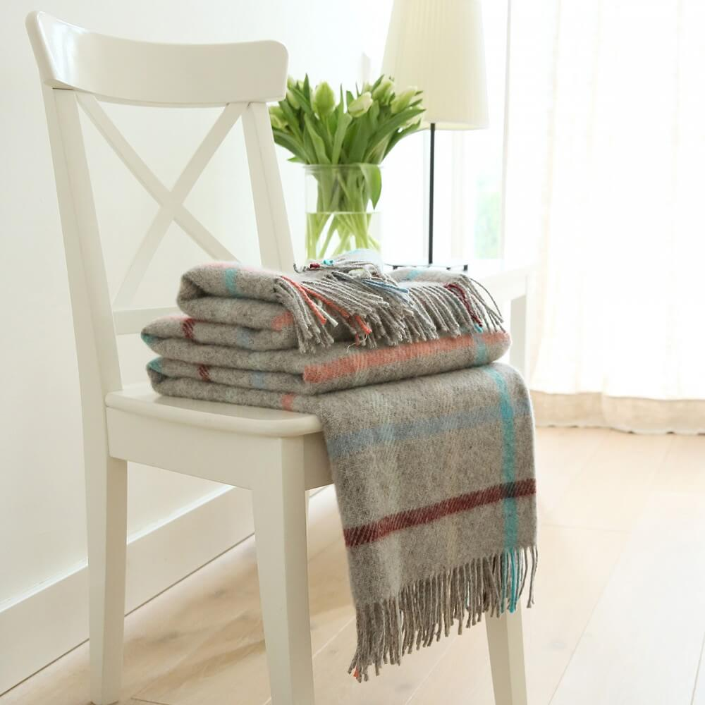 Cleaning Wool Throws