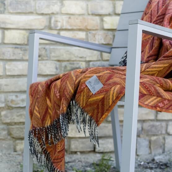 Marta Wool Throw - WoolMe