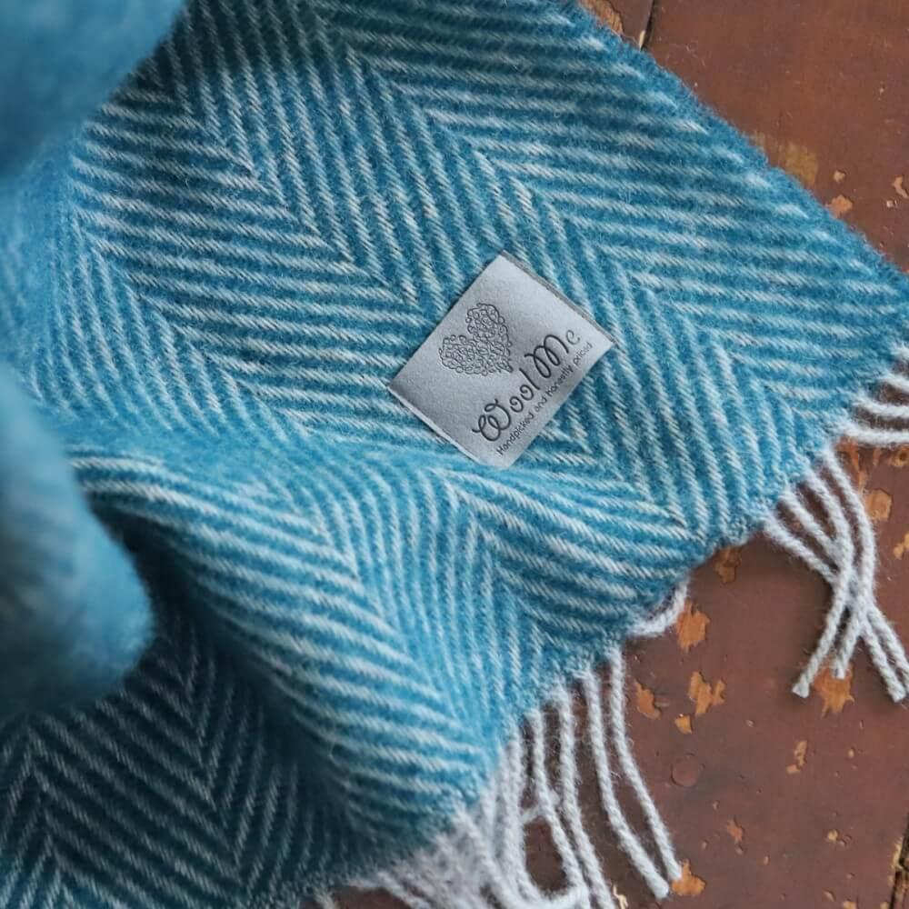 Staying Warm - WoolMe Throws