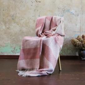 alpaca wool throw