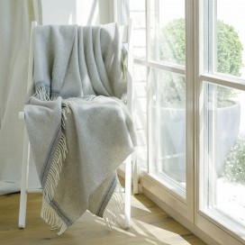 cashmere throw christmas gift