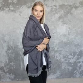wool scarf spring